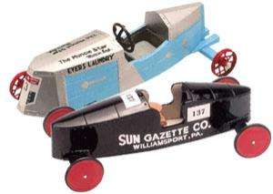 Nylint Soap Box Derby Cars